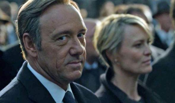 Netflix anuncia fim de House of Cards