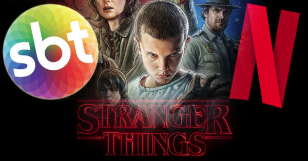 Stranger Things no SBT